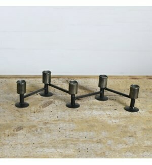 Adjustable iron taper holder