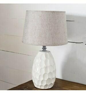 Honey comb lamp