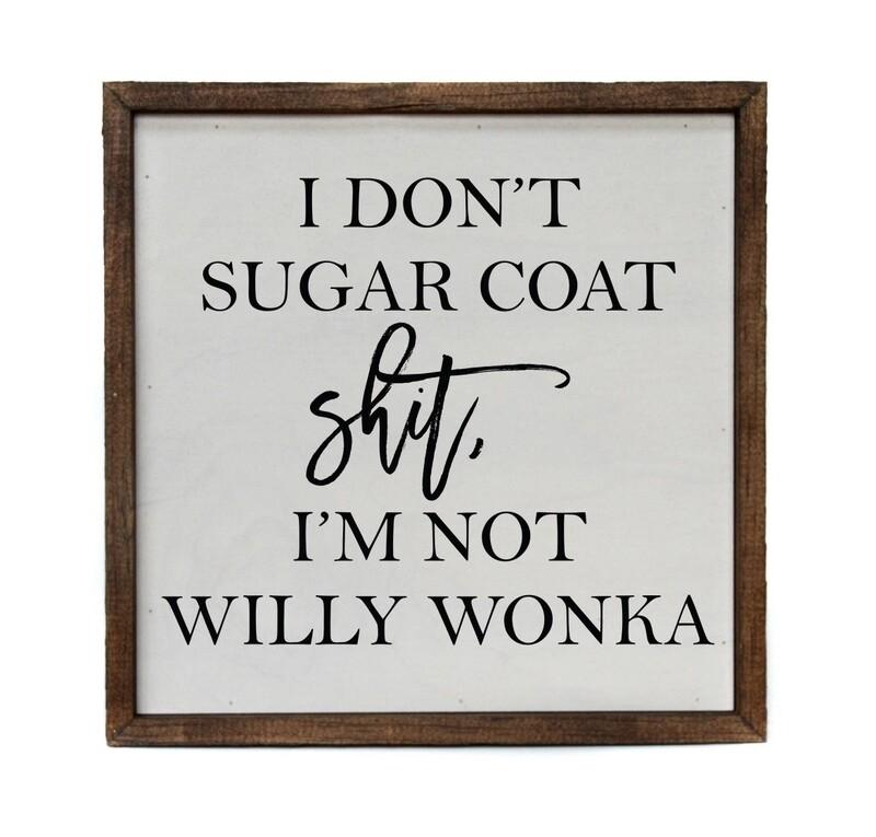 10x10 Willy Wonka