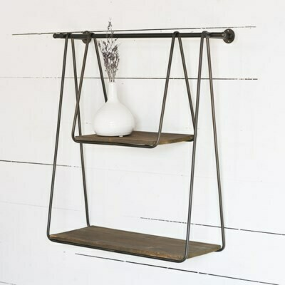 Double loft shelf