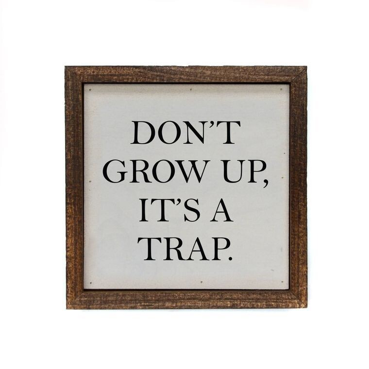 6x6 don't grow up
