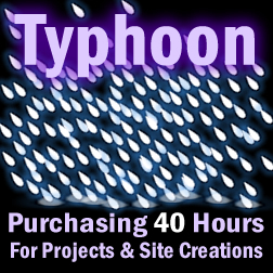 Typhoon Maintenance Package (40 Hours) 40-hr