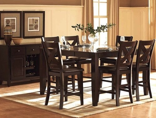 Pub Dining Sets Dinette Caster Chairs For The Ultimate