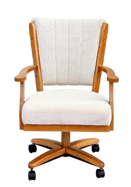 Chromcraft Swivel Tilt Caster Chairs Cm117 Chromcraft