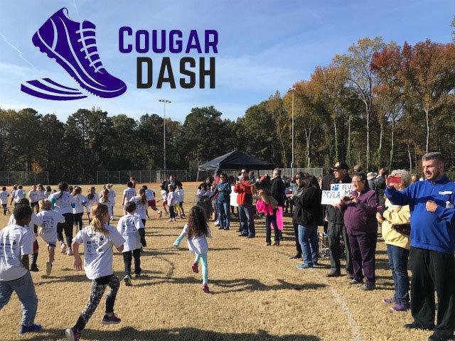 Cougar Dash Donation