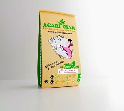 Аврора медиум гранулы корм для собак 25 кг