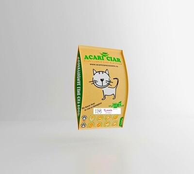Ветеринарный ягненок корм для кошек мини гранулы 0,5 кг