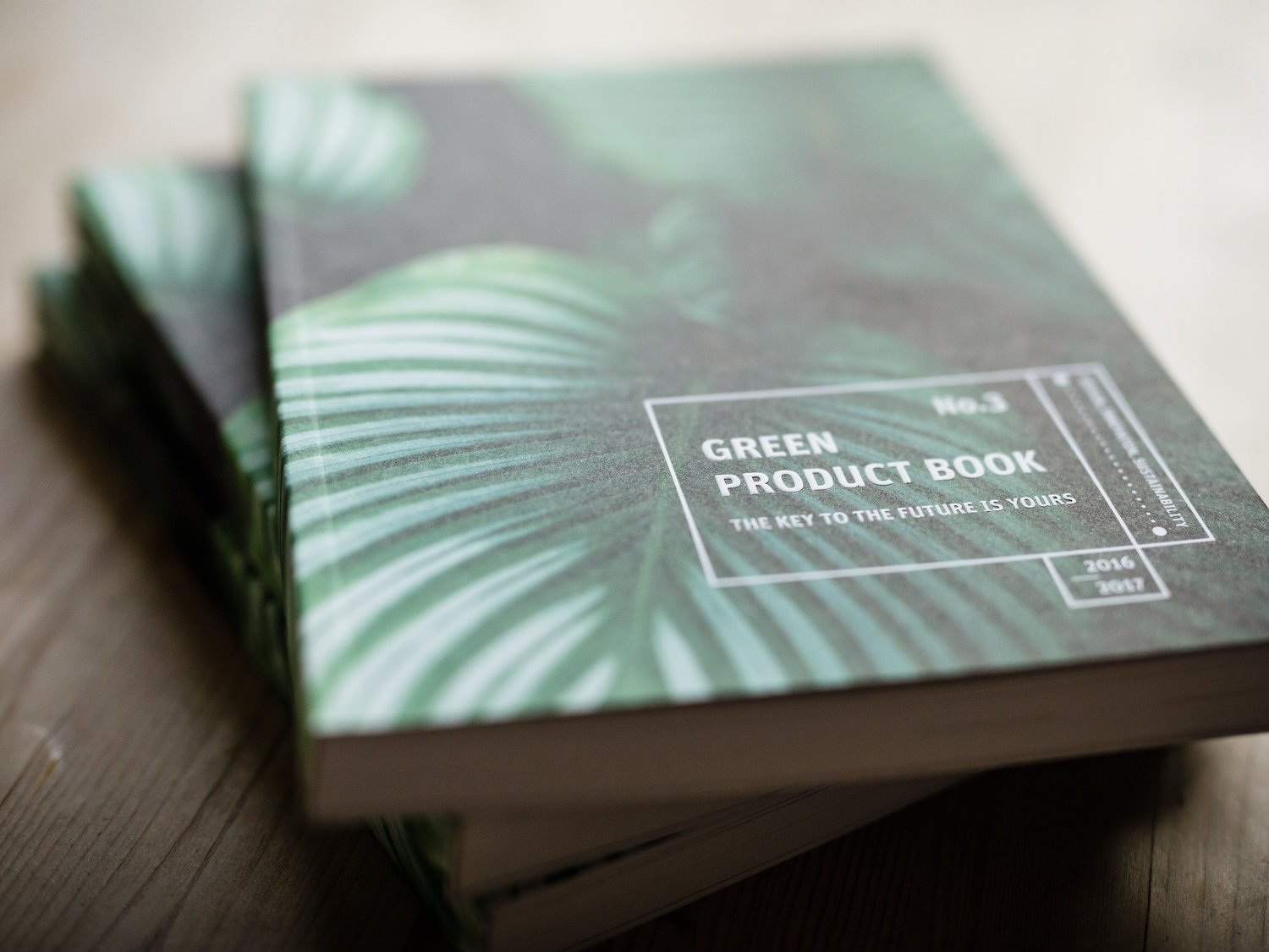 Green Product Book No 3
