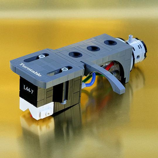 L44-7 Stylus & Headshell 0022