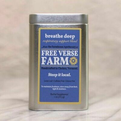 Breathe Deep Tea Blend
