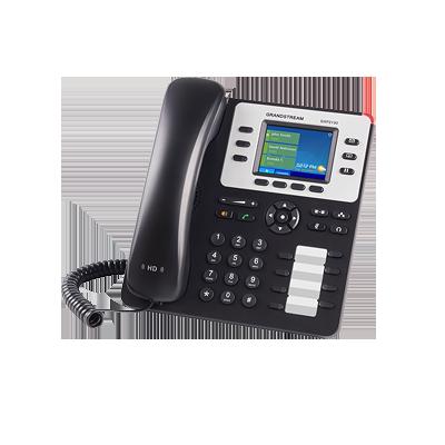 Teléfono IP GrandStream PoE Empresarial para 3 líneas