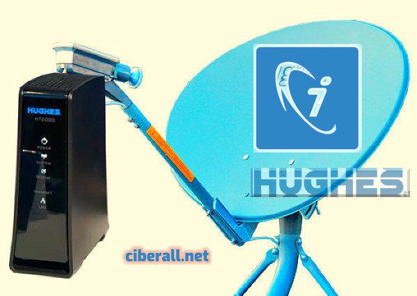 Internet Satelital Banda Ka Hughes