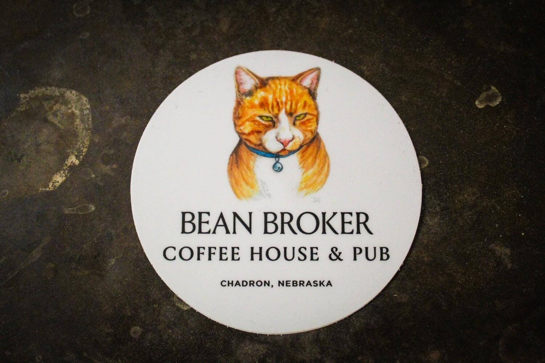 Toddy Cat Sticker