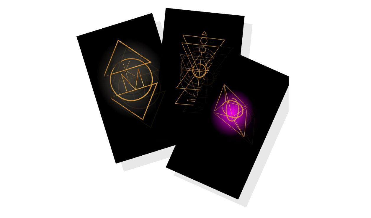 Vibrational Alchemy Cards