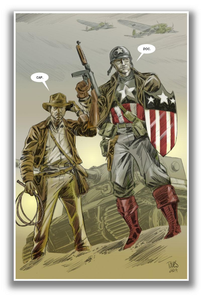 Indy, Cap Print 001