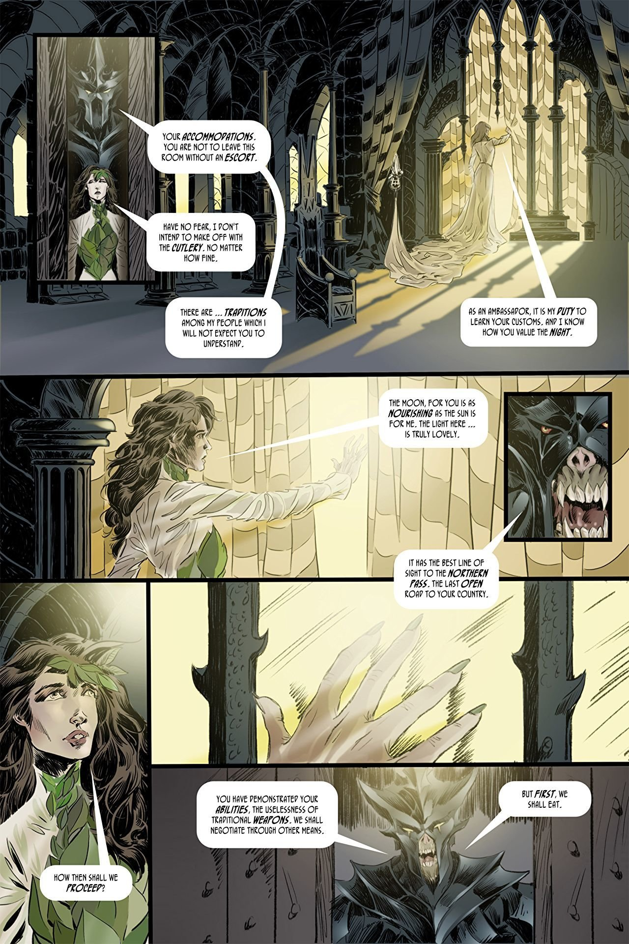 Pages of Eight #2
