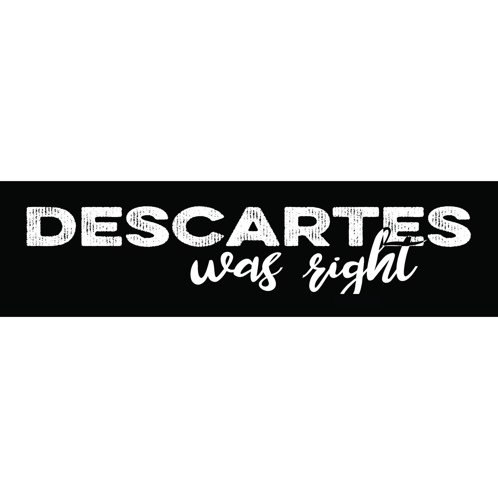 Descartes was Right 00008