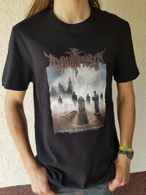 T-Shirt mit  Aufdruck im neuen Design