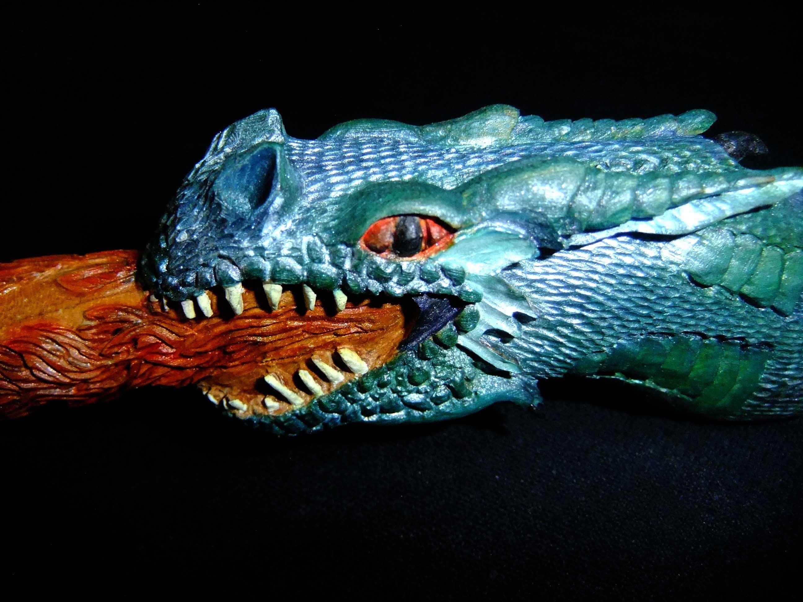 Dragon Wand small gills 0000015