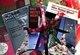 Weihnachtspaket4  2 DVDs und 1 Buch