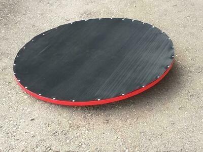 Balanceteller Durchmesser 1m