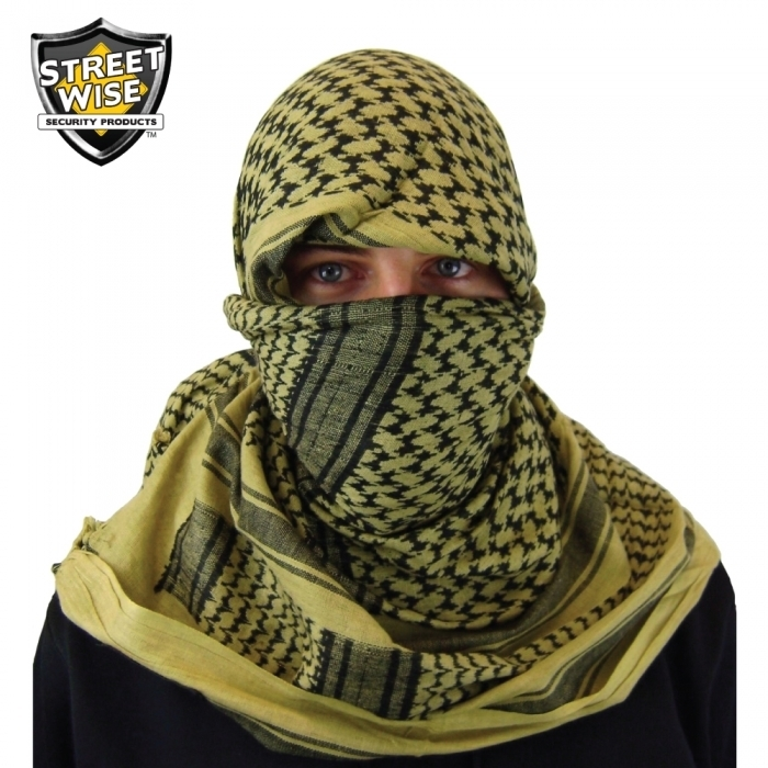 Tactical Shemagh Coyote Brown BCSWTSCBCEP