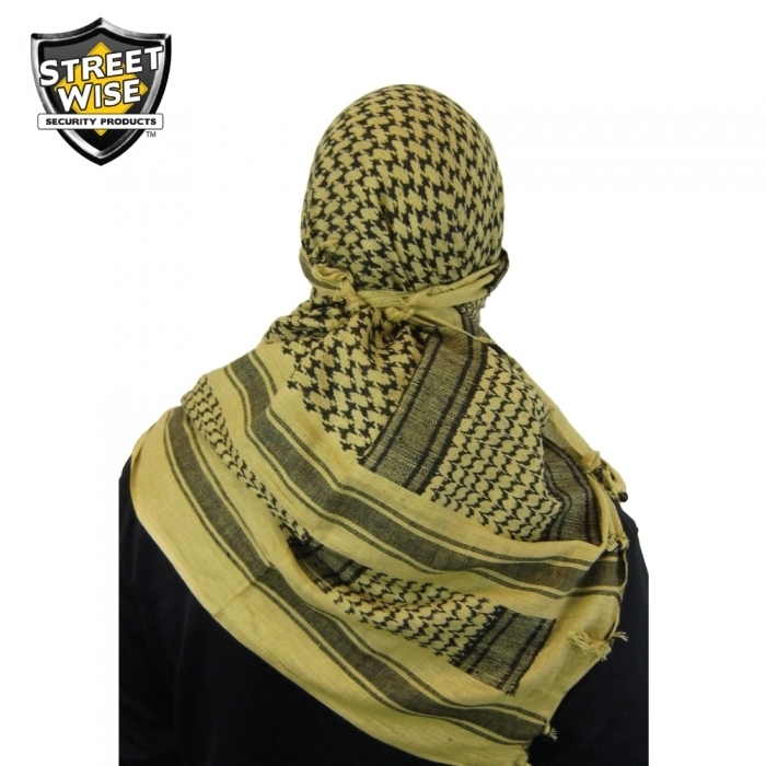 Tactical Shemagh Coyote Brown