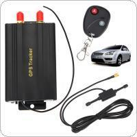 Car GPS Tracker GSM/GPRS Tracking Device Remote Control Auto Vehicle