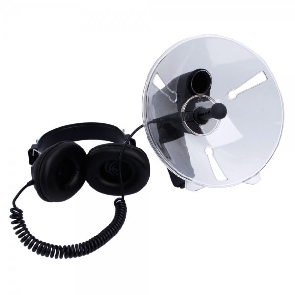 Professional Mystery Electronic Listening & Digital Recording Device Black BC89003984TM