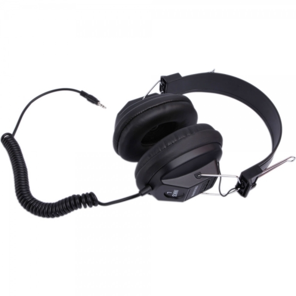 Professional Mystery Electronic Listening & Digital Recording Device Black