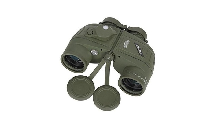 Ohuhu 10X50 396FEET/1000YDS Binoculars with Compass BCYDSGPN