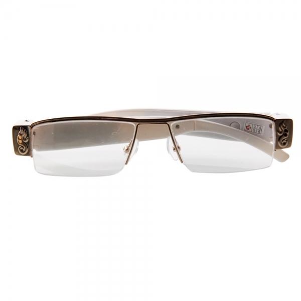 5MP Spy Camera DVR 720P HD Ultra-thin Glasses camera Hidden Eyewear White