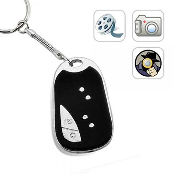 Mini Camcorder 909 Spy Car Keychain Camera Remote DVR Hidden Camera Video Recorder BC21000097TM