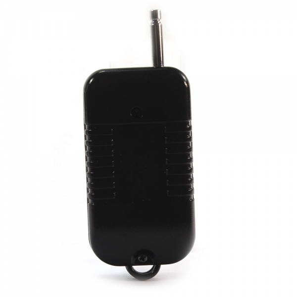 Anti-Spy Hidden Camera Wireless RF Bug Detector Tracer Device Finder Black