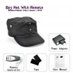 4GB Wireless Spy Hat Mini Hidden Cam With Remote Contral Protable Recorder