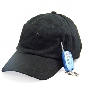 Mini Bluetooth SPY Hat Hidden Camera Cap DVR Camcorder with Mp3 Function BC520268CSC