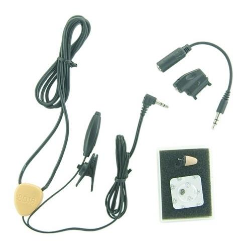 Mini Wireless Earpiece Invisible Wireless Mini Spy Earphone