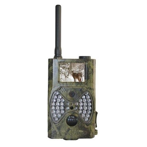 Waterproof HC300 GSM Hunting Camera 12MP Digital Trail Camera 2.0 inch TFT DVR IR BC230160CSC