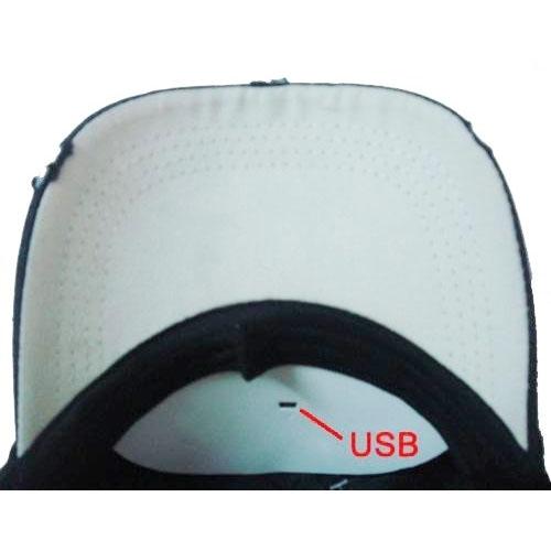 4GB Cap Spy Camera 30FPS Hidden Camera Spy Device with Video 640*480