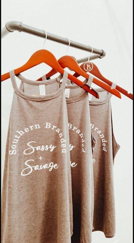 SB Sassy + Savage