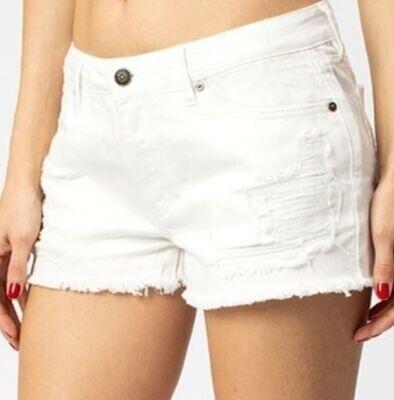 KanCan White Shorts