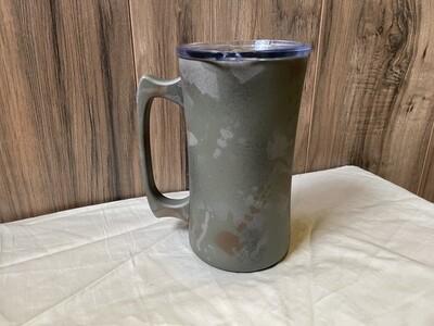 D3 Camo Beer Mug