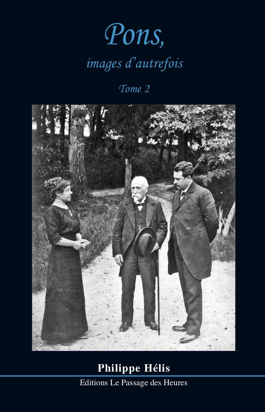 Pons, images d'autrefois - tome 2 10090