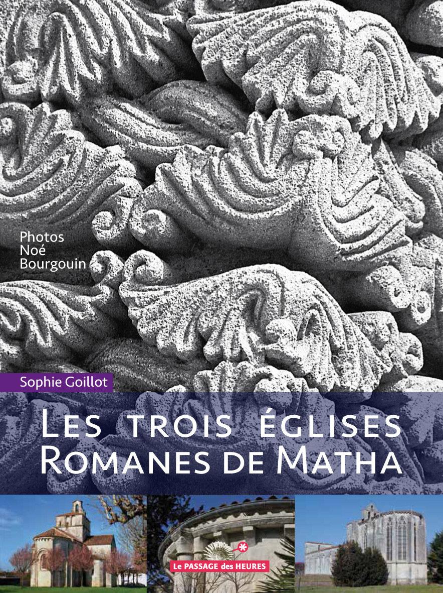 LES TROIS EGLISES ROMANES DE MATHA 0092