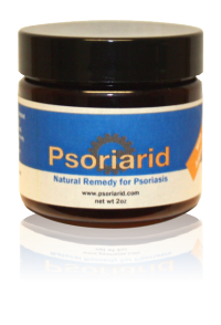 Psoriarid Cream Formula with Argan Oil, 2oz Cream