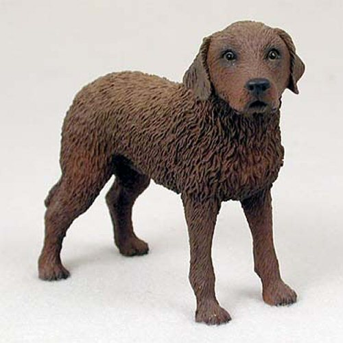 Chesapeake Bay Retriever Dog Standard Figurine
