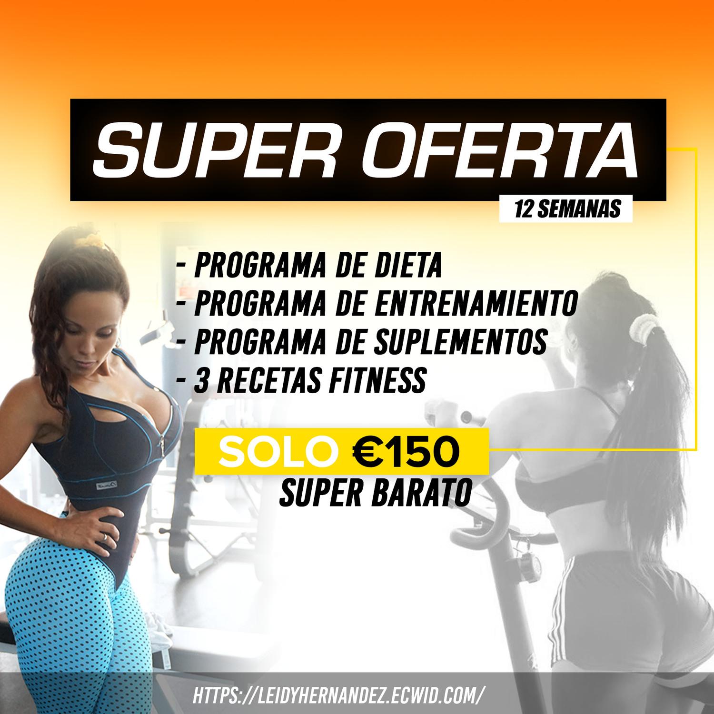 12 semanas Super Oferta €150