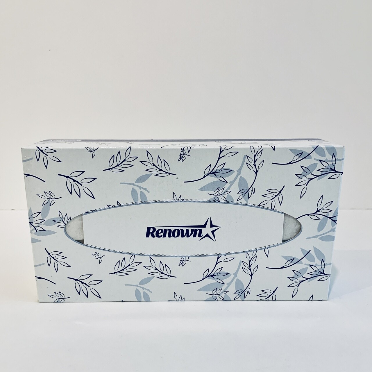100% Recycled Facial Tissue - 100 Sheet 2-Ply