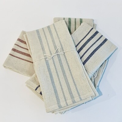 2-Pack Recycled Cotton Tea Towels