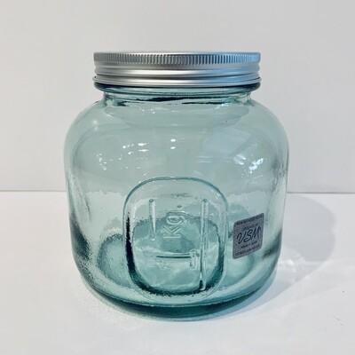 1Kg Recycled Glass Jar